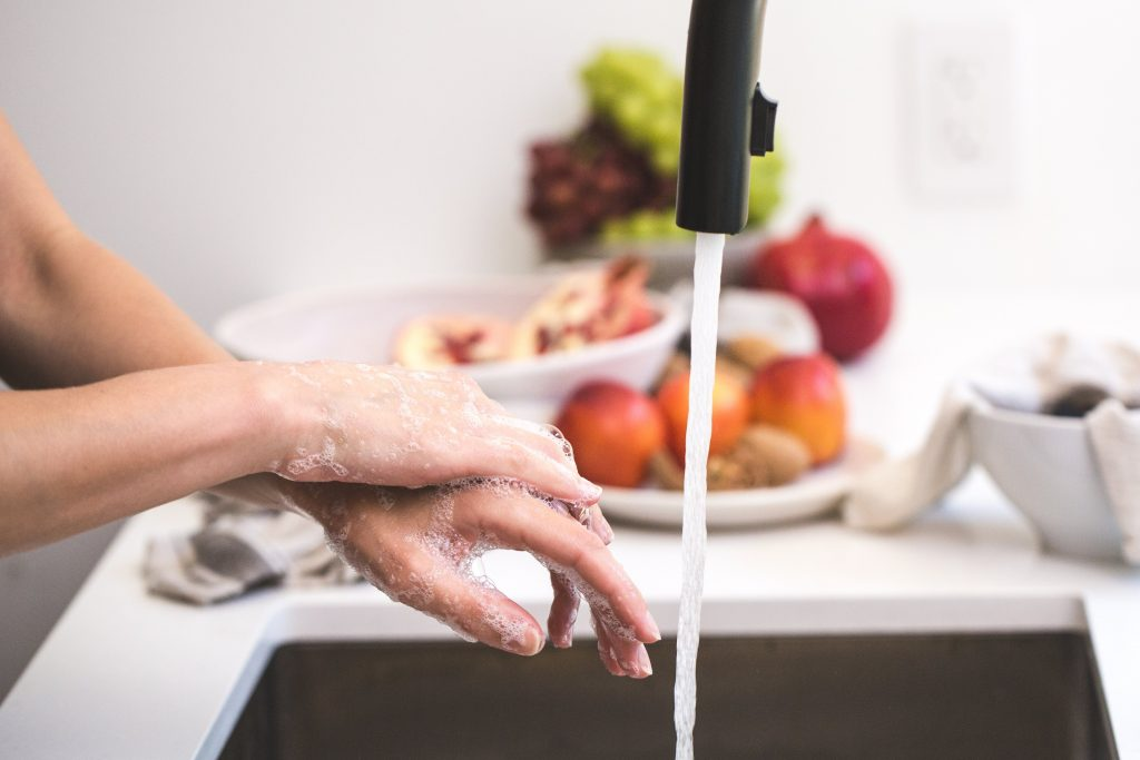 hygiene in food preparation and consumption